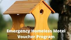 Emergency Homeless Motel Voucher Program
