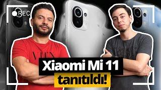 Xiaomi Mi 11 tanıtıldı! Apple'a diss attılar!