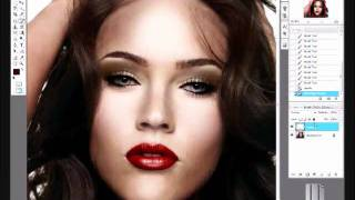 photoshop Cs3   Megan Fox By dxbmoodah Thumbnail