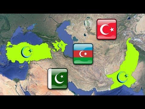 Türkiye, Pakistan ve Azerbaycan, Birleşerek TEK Devlet Olsaydı?