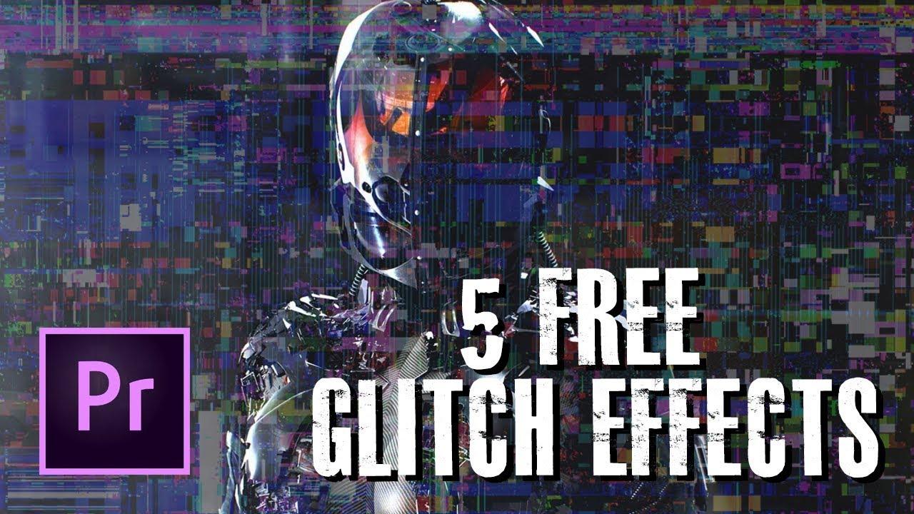 FREE Glitch & Noise Presets for Premiere Pro :: [Glitch Pack 1 0]