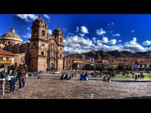 Peru - Land of the Incas - in 4K!   DEVINSUPERTRAMP