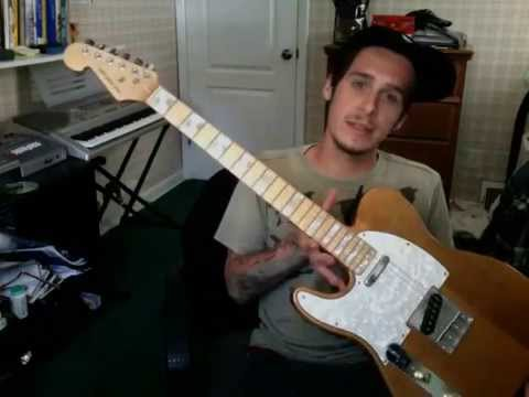 new york pro guitar review telecaster copy youtube. Black Bedroom Furniture Sets. Home Design Ideas