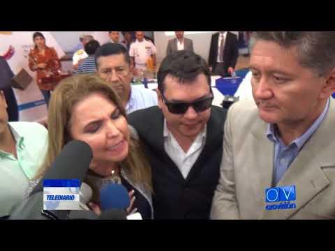 Mesa Técnicas de Dialogo en Puerto Bolívar | Telediario | Orovisión