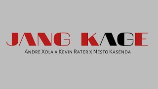 JANGKE ( JANGKAGE ) Andre Xola x Kevin Rater x Nesto Kasenda ( URM)