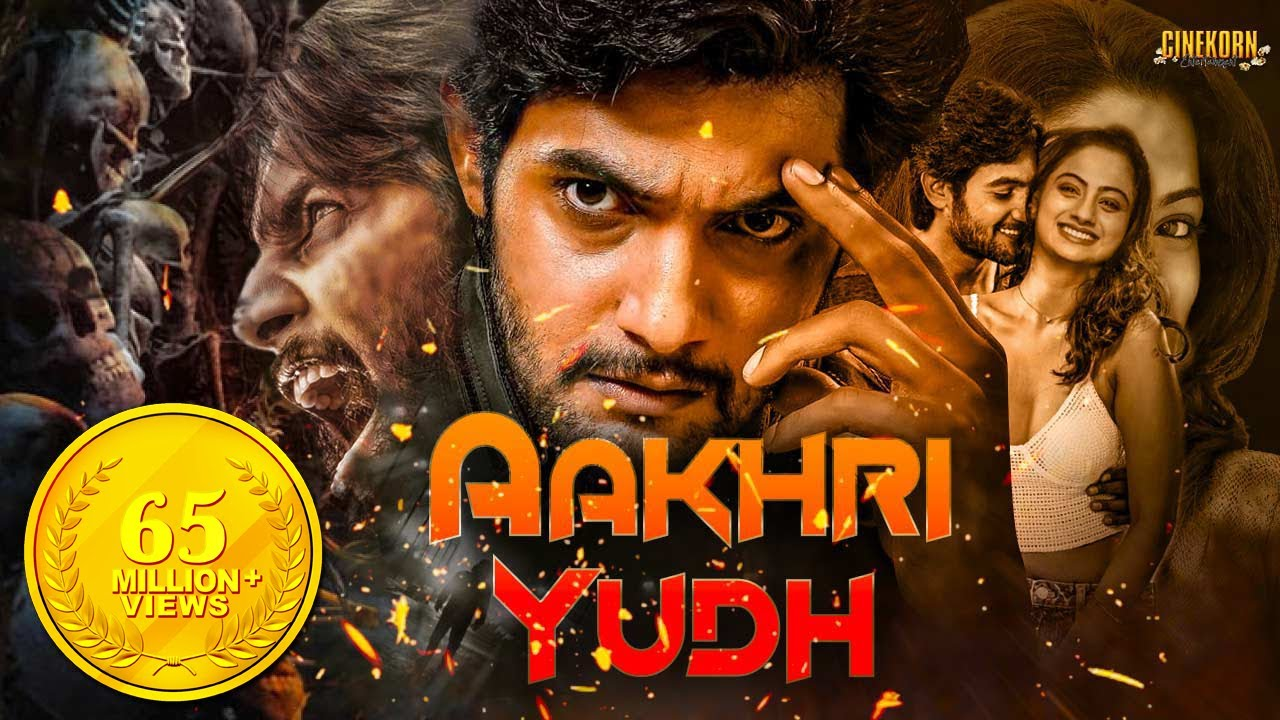 Aakhri Yudh Latest Tollywood Dubbed Action Full Movie -9141