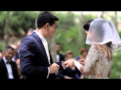 Mahshid & Jose Miguel Wedding Video