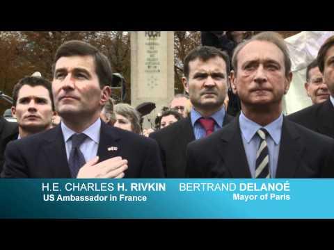 9/11 COMMEMORATION BY CITIZEN EVENTS IN PARIS, FRANCE