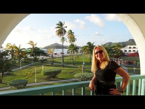 Jolly beach hotel, Antigua, all you need to see in 5 minutes 2018 HD