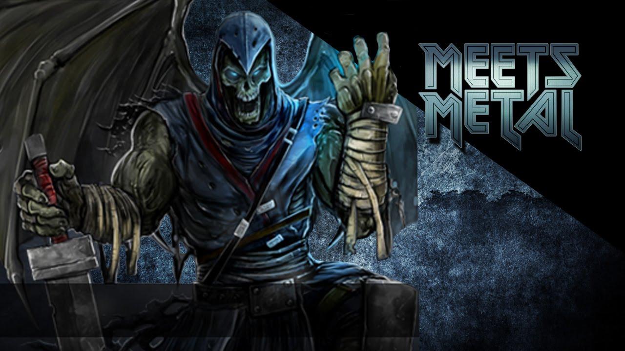 Hail to the king deathbat wallpaper free free download gamefree hail to the king deathbat meets metal nightmare theme youtube voltagebd Gallery
