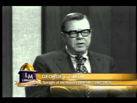 "Georgia Public Broadcasting--""Lawmakers Flashbacks""—circa January 14, 1971"