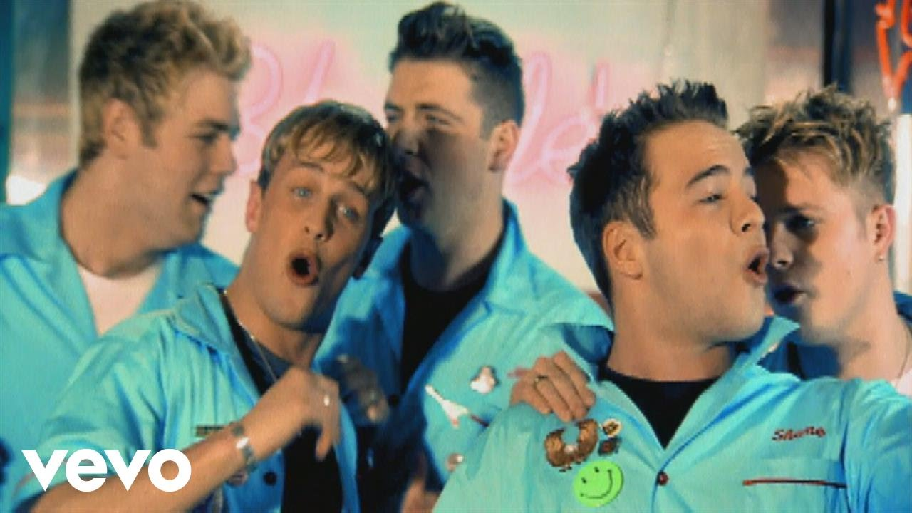 Westlife  Uptown Girl (official Video)  Youtube