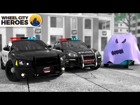 Sergeant Lucas and the bulldozer quickly came to the rescue | Wheel City Heroes |