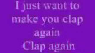 Akon - Clap Again - [NEW FULL VERSION] | Karaoke / Lyrics