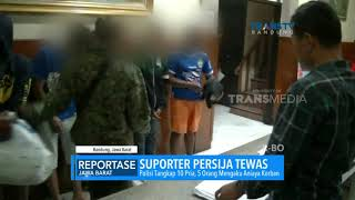 Download Video Suporter Persija Tewas Dikeroyok Bobotoh Persib Bandung, Polisi Tangkap 10 Pria MP3 3GP MP4