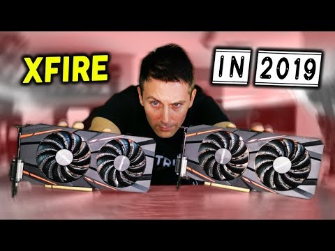 Is Crossfire Worth it in 2019...!? Dual RX 580s Vs. GTX 1660 Ti.