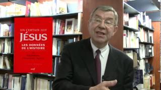 John Paul Meier L'auteur du mois - L'Esprit des Lettres - mars 2015