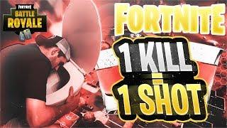 1 KILL = 1 SHOT OF FIREBALL ON FORTNITE CHALLENGE (FUNNY FORTNITE BATTLE ROYALE CHALLENGE)