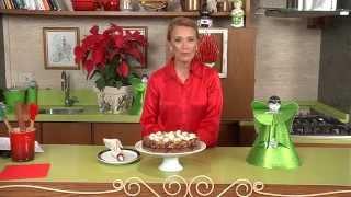 Programa Feijão & Caviar   Especial De Natal   Torta De Chocolate Com Castanha Do Pará E Abacaxi   2