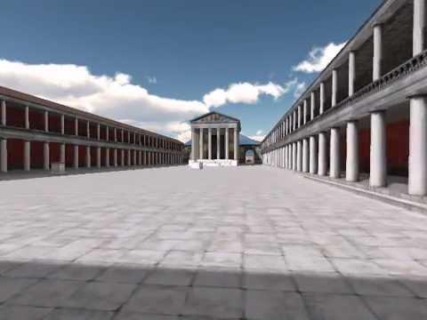 Virtual Roman Forum