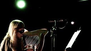 灰野敬二@LUSH 2014/01/15 Keiji Haino Plays Celtic Harp