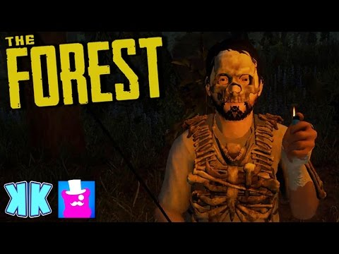 CRUSTY GETS BONED!? | The Forest Co-Op | #2