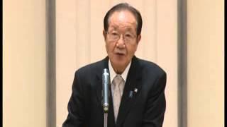 拉致問題解決を願う都民集会(飯塚代表)