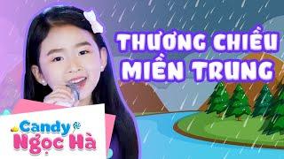 Mưa Chiều Miền Trung   Candy Ngọc Hà - Nhạc Quê Hương Thiếu Nhi