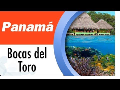 Bocas del Toro Panamá - Paraíso tropical Isla Bastimento