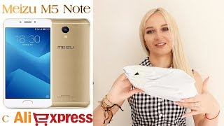 MEIZU M5 NOTE c ALIEXPRESS