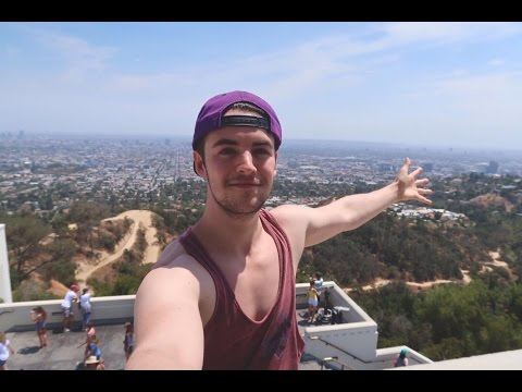 VISITING THE HILLS OF HOLLYWOOD