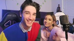 You Laugh You Lose with a girl from Omegle