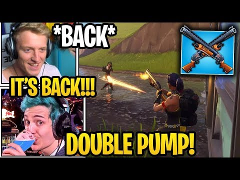 EVERYONE *SHOCKED* After Streamer Shows How To *DOUBLE PUMP* In Fortnite (New Update)