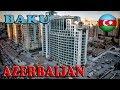 Azerbaijan, Baku, Hotel Quafqaz City -To the Caspian Sea ep19-Travel vlog calatorii tourism