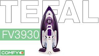 видео утюг TEFAL FV9739, тест