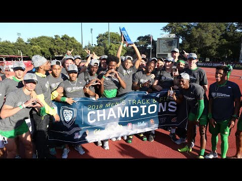2018 Pac-12 Track & Field Championships: Oregon men claim conference crown a dozen years in a row