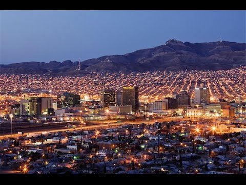 Beautiful Views From the Sun City (El Paso)