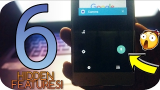 6 SECRET HIDDEN Android Tricks You Did not know! (2017)