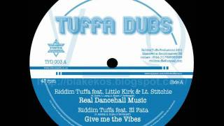 Little Kirk & Lt. Stitchie - Real Dancehall Music - (Nice Time Riddim) (Oct 2011)