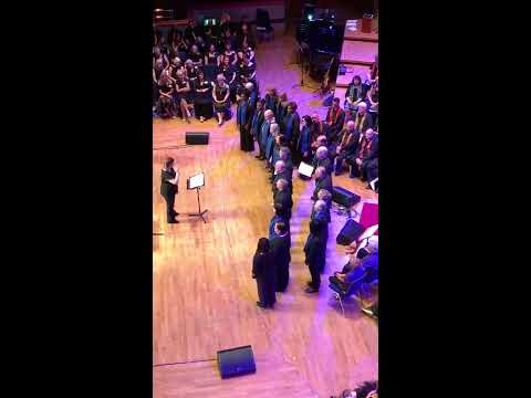 Birmingham City Council Choir - Let the River Run