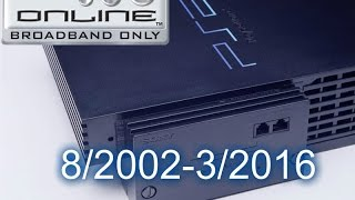 R.I.P. PS2 Online:The Legacy Of The PS2 Online Era