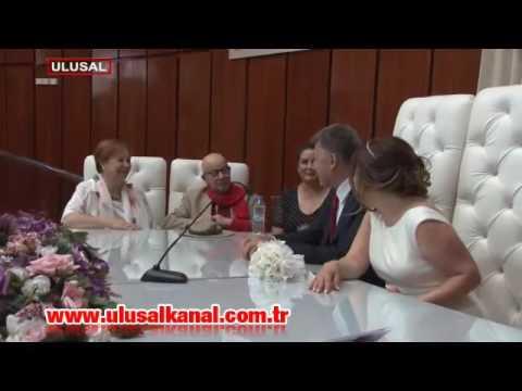 Yayın Kurulu Başkanımız İ. Hakkı Pekin Ile Dilek Paksoy Evlendi