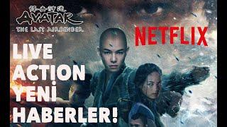The Last Airbender Live Action Yeni Haberler - 2020 Nisan