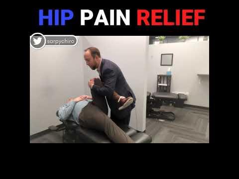Omaha Chiropractor Hip Pain Treatment