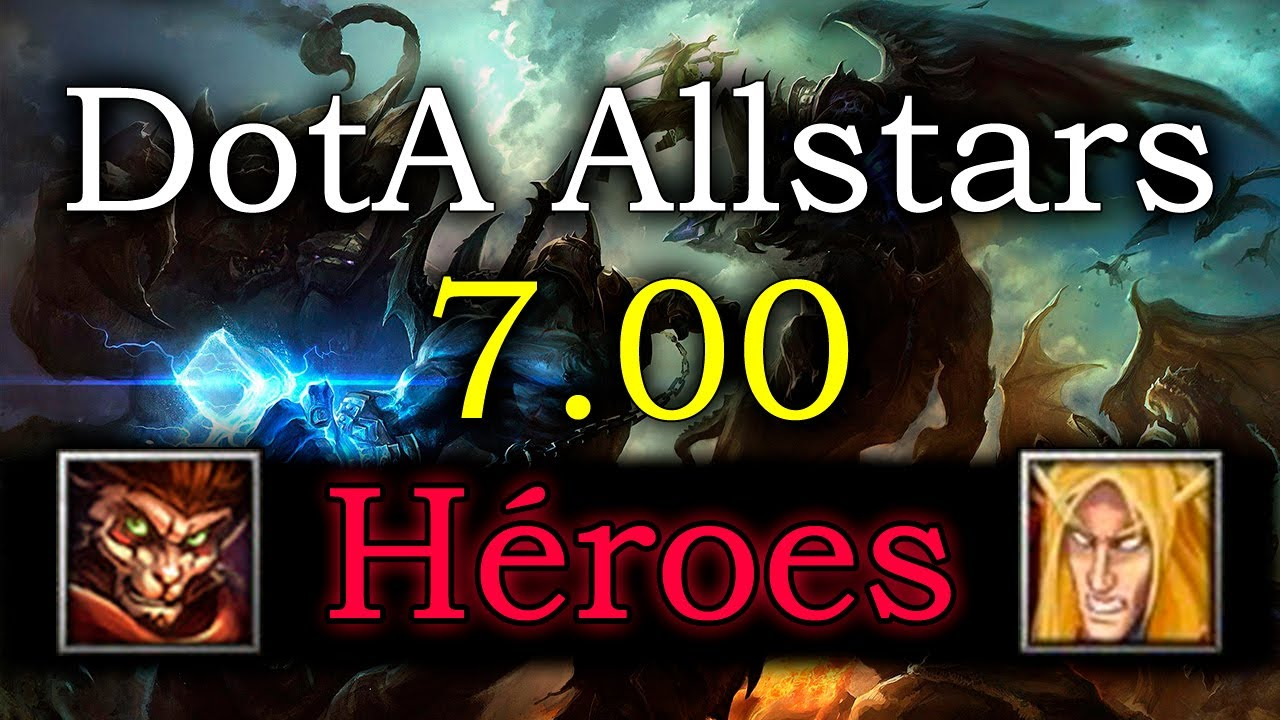 Futuros cambios en los HÉROES - DotA Allstars 7.00 + SORTEO DE RGDS