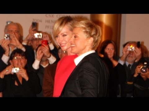 Ellen DeGeneres, Kristin Chenoweth, Jane Lynch and others at the 2012 Mark Twain Prize