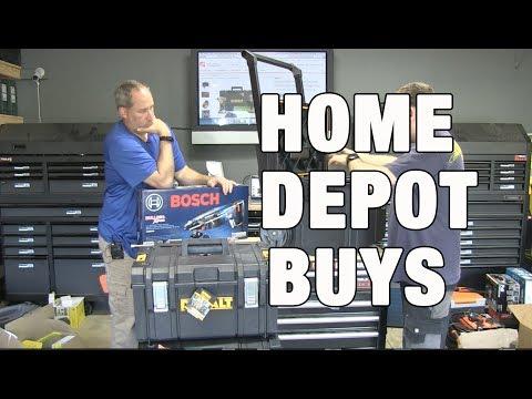 Home Depot - Worlds Biggest Tool Retailer