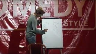 Формула имен | Stand-up (Стенд-ап) | Comedy Club Piter Style | Антон Борисов | Часть 2