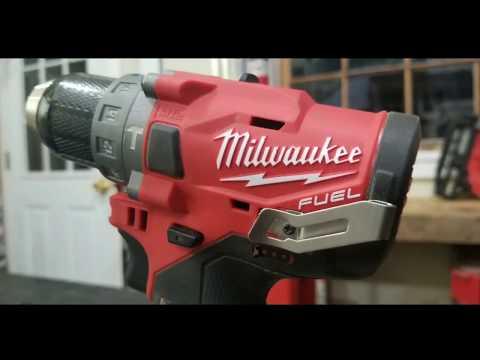 Rotomartillo/taladro percutor Milwaukee M12 2504-20 fuel segunda generación