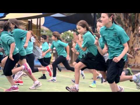 School Fun-Run Australia Student Prize Video 2016